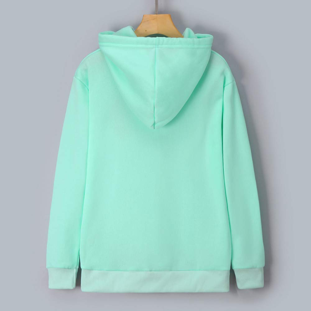 Teen Girls Hoodie Pullover Women Long Sleeve Shirts Cactus Print Sweatshirts Casual Jumper Blouse Tops at Amazon Womens Clothing store:
