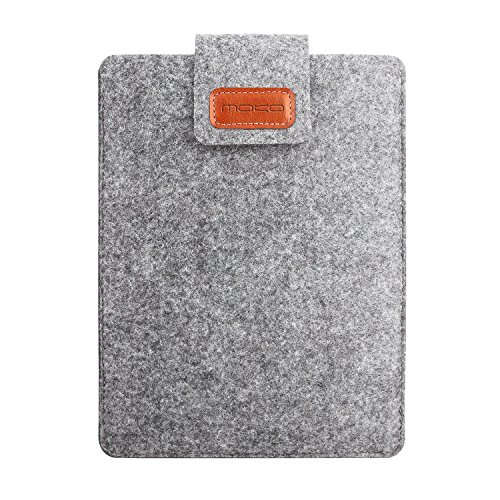 Felt Ipad Mini - MoKo Universal Sleeve Bag, Protective Felt Tablet Case Cover for 7.9 Inch iPad Mini 4/3/2/1, iPad Mini 5 2019, Samsung Galaxy Tab s2 8.0, Tab A 8.0, NeuTab 7