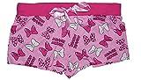 Disney Minnie Mouse Bow Pajama Bottom Short Pink Missy Sizing (Medium)