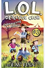 Cubnapping in Kenya (LOL Detective Club) (Volume 3)