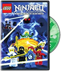 LEGO Ninjago: Masters of Spinjitzu: Rebooted: Fall of the Golden Master Season Three Part Two (DVD)Victory in the Final Battle between the Gold Ninja and the Overlord has ushered in a new era of peace and begun a technological renaissance. Ti...
