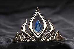 Frozen Elsa Tiara Coronation Crown by Crown Gems