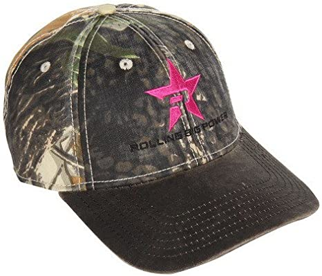 Caterpillar Realtree Extra mesh CAT hat natural cotton front w// camouflage back