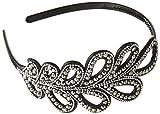 Best Forum Novelties Headbands - Forum Novelties Womens Vintage Hollywood Headband with Leaf Review
