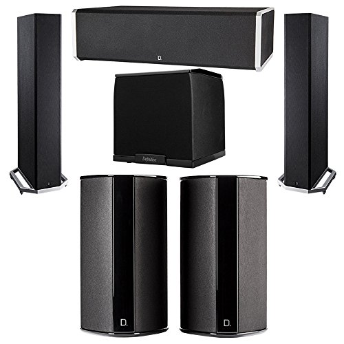 Definitive Technology 5.1 System with 2 BP9020 Tower Speaker
