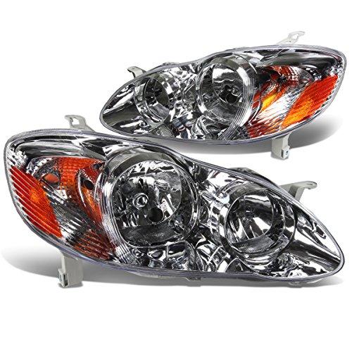 03 corolla headlights assembly - 2