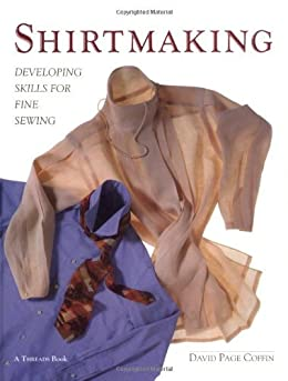 shirtmaking developing skills for fine sewing pdf