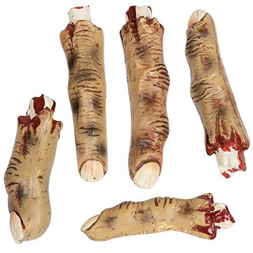 Seasons Zombie Fingers Halloween Prop for $<!--$8.99-->