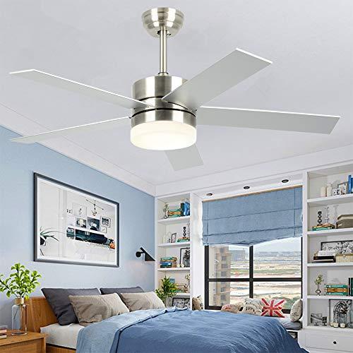 48 brushed nickel ceiling fan - 8