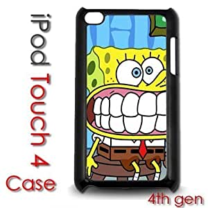 IPod Touch 4 4th gen Touch Plastic Case - Spongebob Squarepants