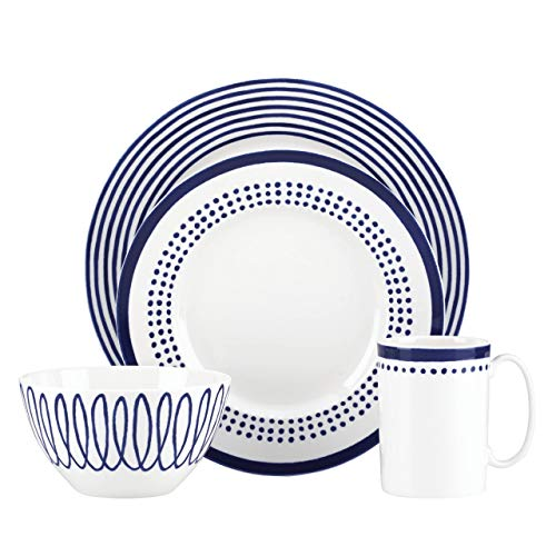 Kate Spade New York Charlotte Street East 4 Piece Place Setting
