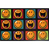 Smiley Face Happy & Smiling Area Rug 19″x29″ Review