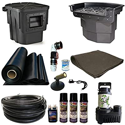 LA Series Patriot EPDM Rubber Pond Kits