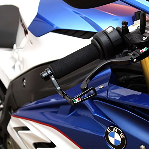 TWM Brake Lever Guard for BMW S1000RR Black