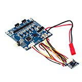 Blue 2 Axis BGC MOS 3.0 Large Current Brushless Gimbal Controller with Sensor Board Driver Alexmos Transducer Kit