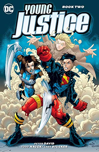 Young Justice Book Two (Young Justice -