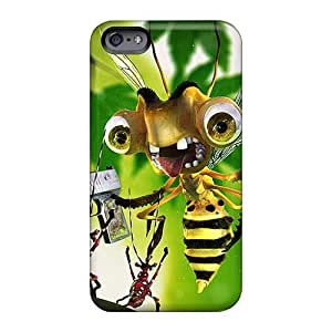 AlainTanielian Iphone 6 Perfect Hard Phone Covers Provide Private Custom Colorful Madagascar 3 Image [FyP16461NFxU]