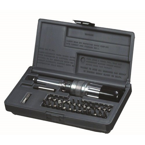 SK Hand Tool SKT0568 Preset Torque Screwdriver Kit, 2 to ...