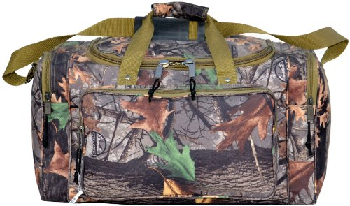 Mossy Oak Realtree Like Camo Tactical Hunting Camo Heavy Duty Duffel Bag Luggage Travel Gear Huniting Outdoor Police Security Every Day Use