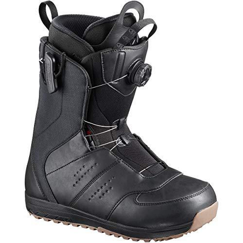 Salomon Snowboards Launch Boa Snowboard Boot - Men's Black, 11.0
