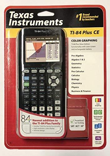 TI-84 Plus CE Calculator