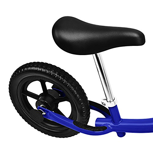 Maxtra Lightweight Balance Bike No Pedal Bicycle Adjustable Handlebar and Seat for Ages 2 to 5 Year Old Dark Blue by Maxtra (Image #6)