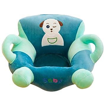 Kindersitzsack Baby St/ützsitz Spielzimmer Sitzsack Gro/ßer Lernen Sitzen Weichen Stuhl Kissen Sofa Sicherheitssitz Sitzsack f/ür Kinder