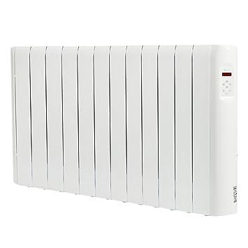 Haverland RCE12S - Emisor térmico digital / radiador de bajo consumo, programable, con indicador