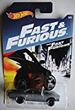 HOT WHEELS FAST & FURIOUS GRAY '70 PLYMOUTH ROAD RUNNER 3/8