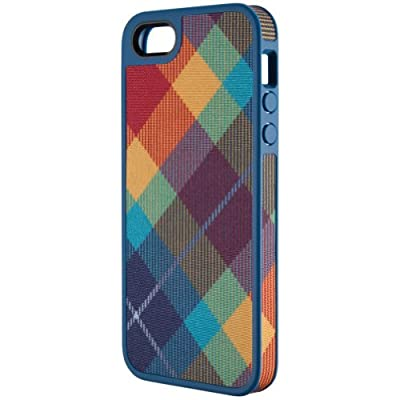 Speck Products FabShell Fabric-Covered Case for iPhone 5 & 5S by SDMD9