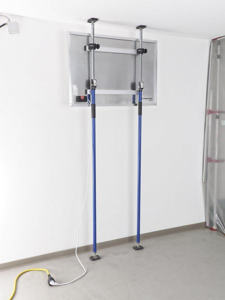2er Pack TROTEC Standf/ü/ße f/ür die gro/ßen Infrarot-Heizplatten der TIH S-Serie