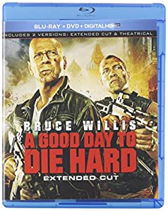 Cover Image for 'A Good Day to Die Hard (Blu-ray/DVD Combo)'