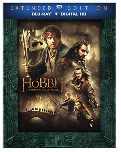 Blu-ray : The Hobbit: The Desolation of Smaug (Extended Edition) (Extended Edition, 3 Pack, 3 Disc)