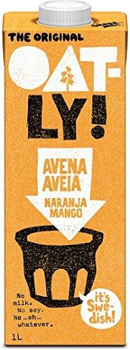 Oatly Leche de Avena Naranja y Mango - 1000 ml