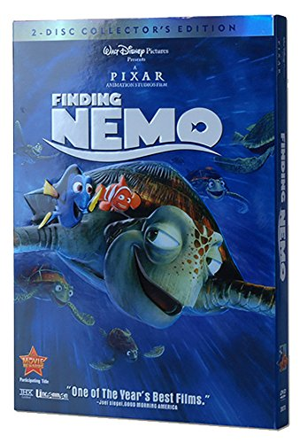 Finding Nemo (2-Disc Collector's Edition, Walt Disney, Pixar)
