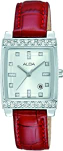 Alba Watch for Women, Analog, Stainless Steel Band, AH7H71X