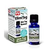 Elimitag Skin Tag Remover Homeopathic Medicine, 0.5 Fluid Ounce