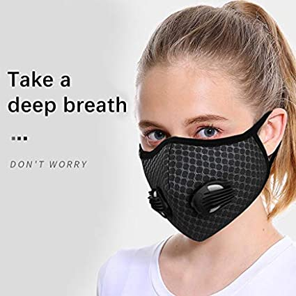 Wendeyipi Kids Reusable Face Product for Outdoor Running,Face Mouth Protection