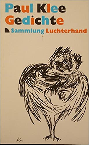Gedichte 7446 039 Amazonde Felix Klee Paul Klee Bã¼cher