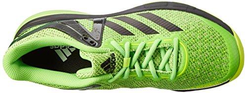 adidas Herren Court Stabil 13 Handballschuhe Grün (solar Green/ftwr White/core Black)