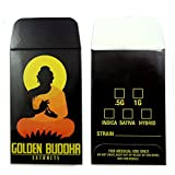 250 Golden Buddha Extracts Collective Supply Shatter Labels Concentrate Envelopes #085