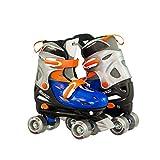 Chicago Boy's Adjustable Quad Roller
