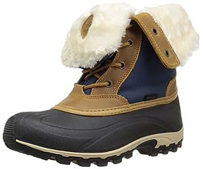 Amazon.com | Kamik Women's Harper Snow Boot | Snow Boots