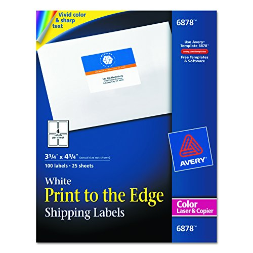 Avery Print Shipping Printers Copiers