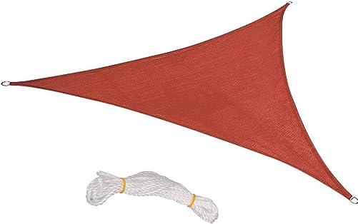 Zebery Sun Shade Sail Outdoor Garden Patio Party Sunscreen Awning Canopy