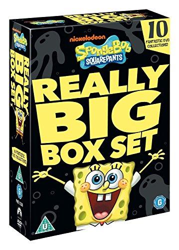 Series Squarepants Spongebob (Spongebob Squarepants: Really Big Box Set [DVD])