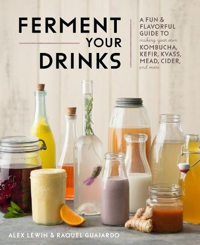 Kombucha, Kefir, and Beyond: A Fun and Flavorful Guide to Fermenting Your Own Probiotic Beverages at Home 1 Kombucha, Kefir, and Beyond contains healthy, innovative recipes and instructions to show you how to brew your own delicious, probiotic beverages in your o
