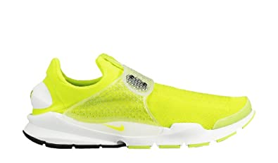 timeless design cc4e9 febed Image Unavailable. Image not available for. Color  Nike Sock Dart SP 686058  771 Neon Yellow NN ...