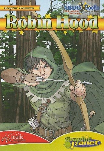 Robin Hood (Graphic Classics) ebook
