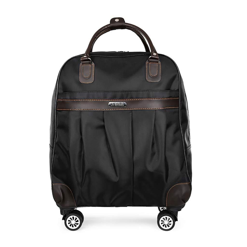 スーツケース トロリーケース4輪出張旅行外出トロリーバッグ大容量ライトトラベルバッグドラッグバッグハンドバッグトランク旅客ボックス (色 : A, サイズ さいず : 44*22*49CM) B07KSR5ZZT A 44*22*49CM